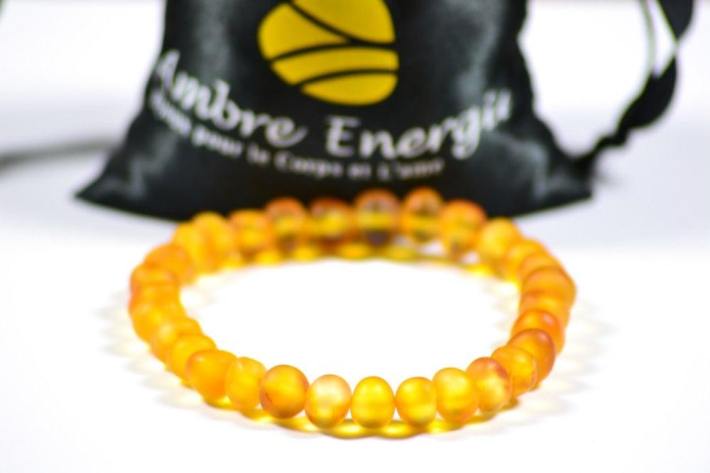 Les bijoux en ambre Baltique, bons pour le corps et l'âme