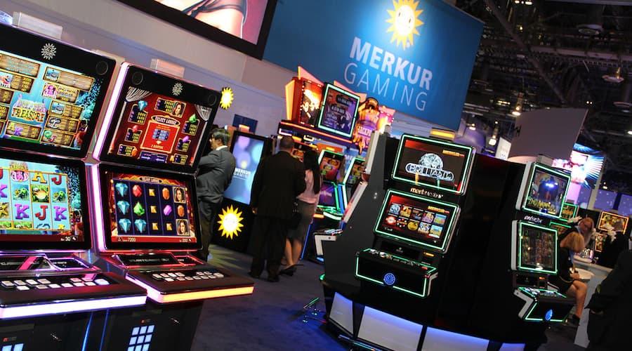 NetEnt Inks conclut un accord avec Merkur Gaming Italia